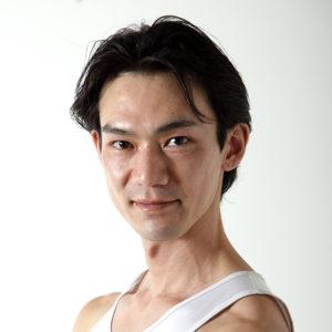 バレエ講師:藤野暢央