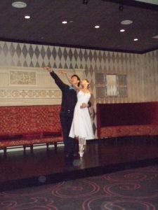 結婚式ダンス1